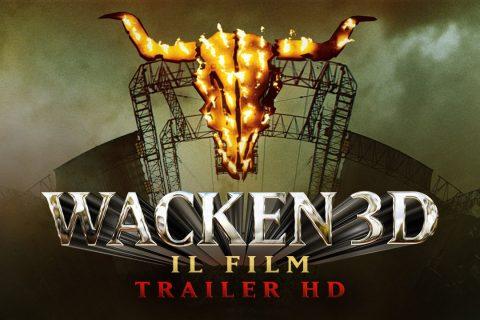 locandina Wacken film 3D