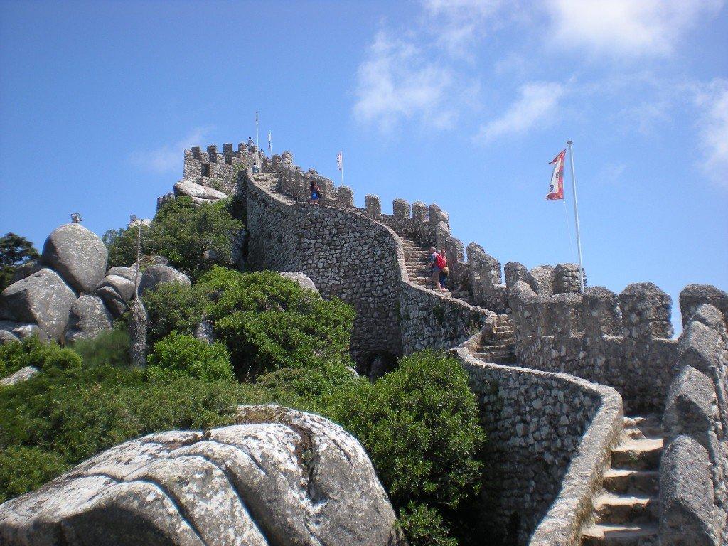 Castelo dos Mouros Portogallol