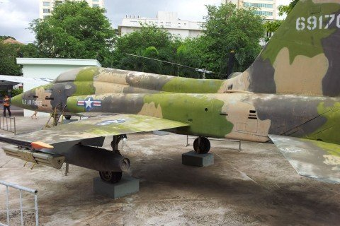 aereo militare guerra Vietnam