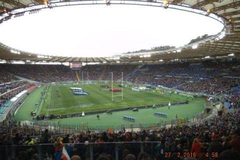 Olimpico Italia Scozia al Sei Nazioni 2016