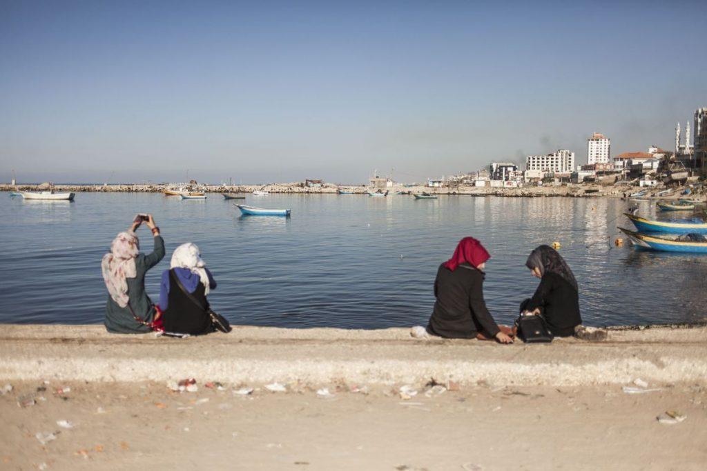 Cristina Mastrandrea La primavera araba donne