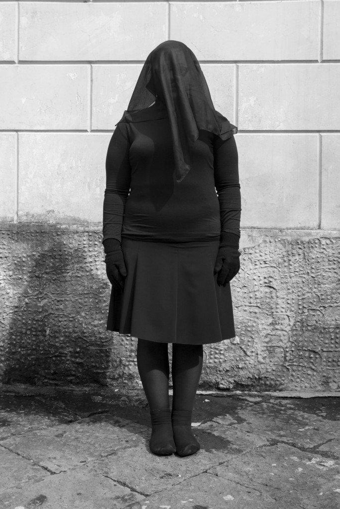 Michela Fabbrocino. Madri in lutto