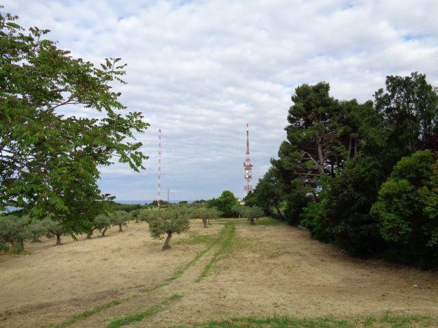 Pescara San Silvestro Antenne Ray Way f