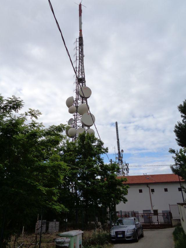 Pescara San Silvestro antenne