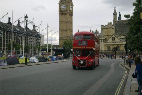 Londra Gran Bretagna Parlamento
