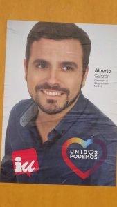 elezioni Spagna 2016 Izquierda Unida