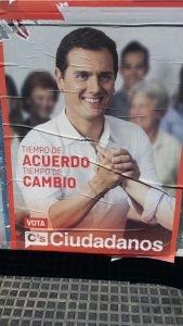 elezioni Spagna 2016 ciudadanos
