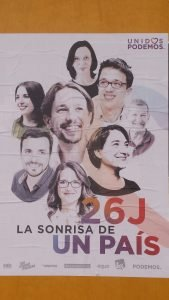 elezioni Spagna 2016 podemos