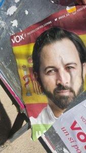 elezioni Spagna 2016 vox