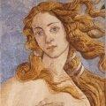Elena Marchegiani Matticari La nascita della Venere Sandro Botticelli