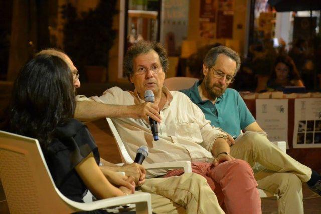 Festival Filosofia al mare 2015 Maurizio Ferraris Michela Musicali