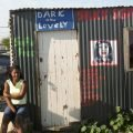Sudafrica povertà