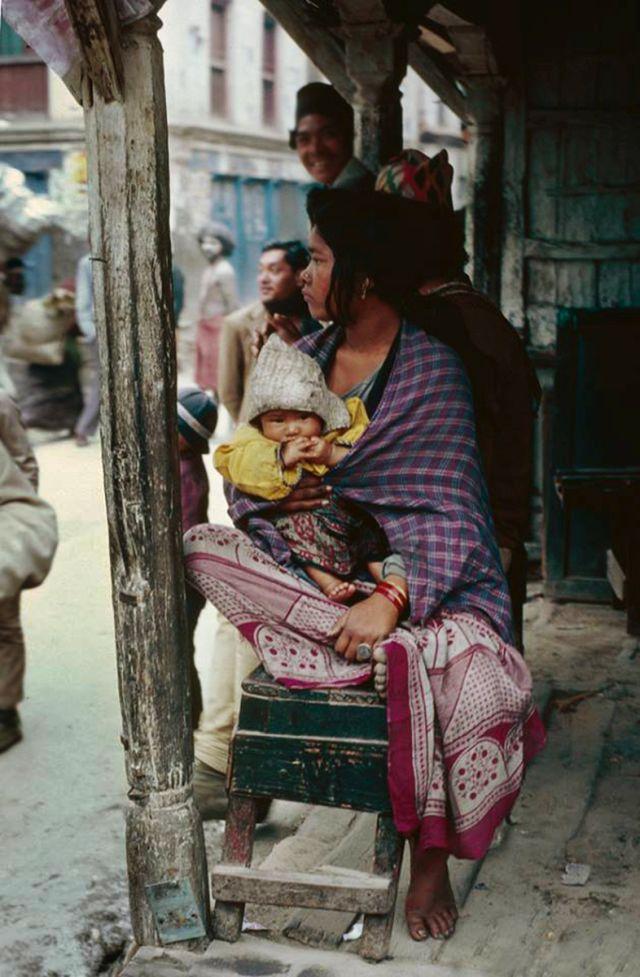 Nepal bambino