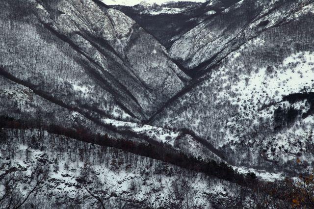 Scanno vallone della Terratta