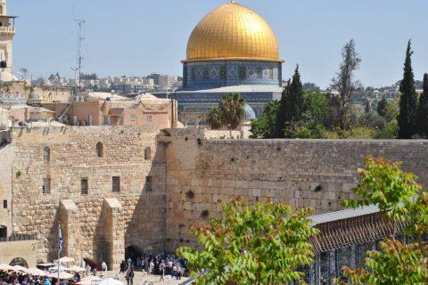 Israele Gerusalemme Cupola d'oro
