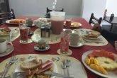 Cuba, Havana Casa particular colazione.