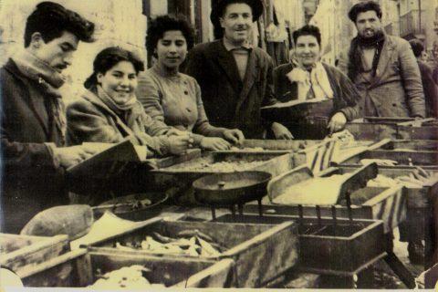 mercato del pesce Fernando Saccoccia