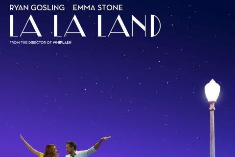 La La Land locandina