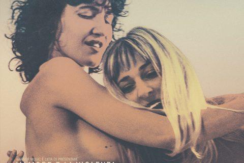 la copertina de L'amore e la violenza dei Baustelle