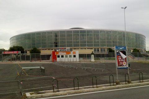 Roma Eur Palazzetto dello sport