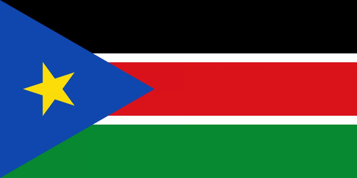 Bandiera Sud Sudan