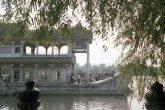 Cina nave di pietra del Palazzo d'estate