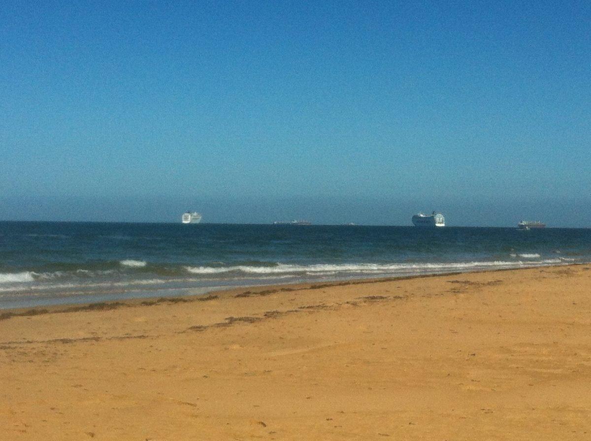 oceano Mozambico