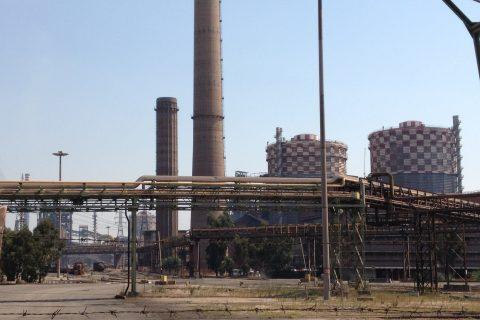 stabilimento ex-Ilva a Taranto