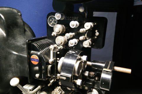 proiettore Prevost cinema