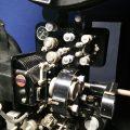 proiettore Prevost per sala cinematografica
