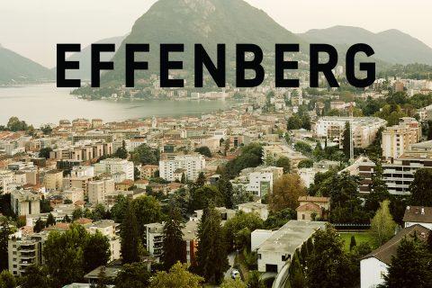 copertina del disco Elefanti per cena di Effenberg