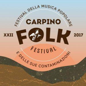 manifesto del Carpino Folk Festival 2017
