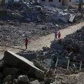 Striscia di Gaza nel 2015
