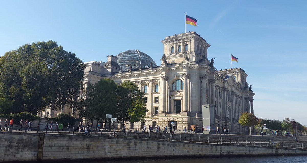 germania bundestag berlino