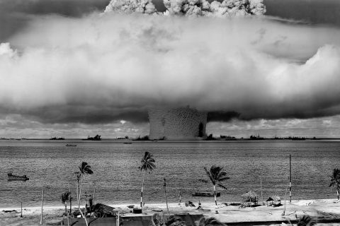 test nucleare atomica