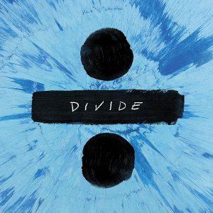 la copertina di Divide di Ed Sheeran