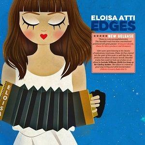 copertina album Edge di Eloisa Atti