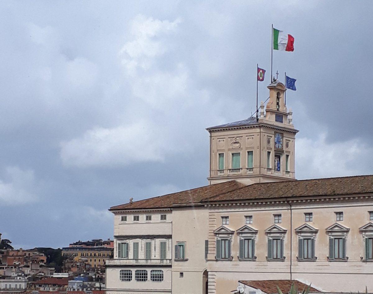 Quirinale Italia