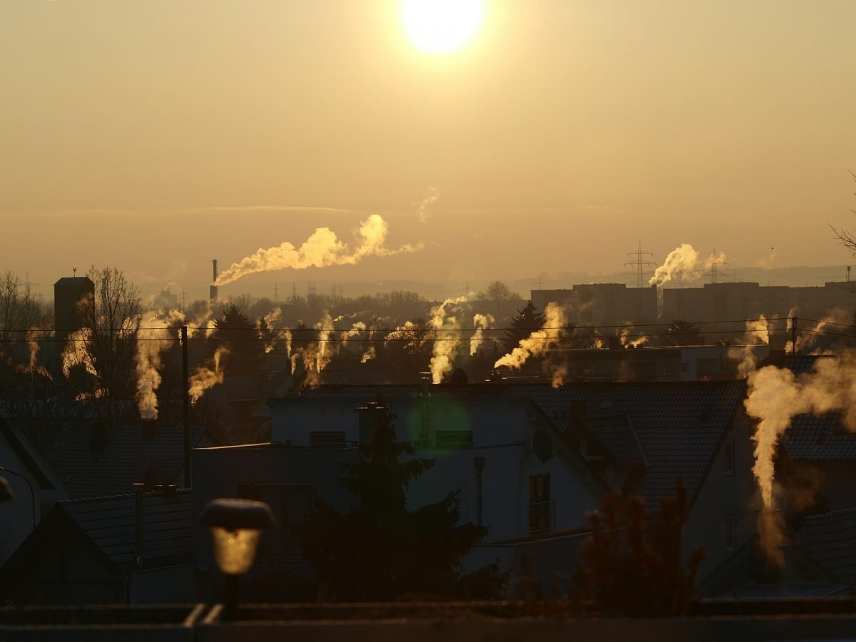 pianeta inquinato riscaldaemnto globale