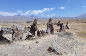 i megaliti di Zorats Karer