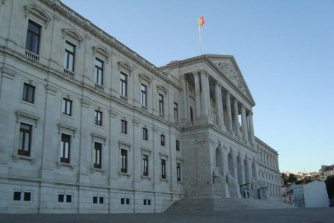 Portogallo Lisbona Assemblea nazionale