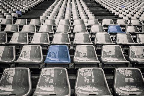 spettatori stadio