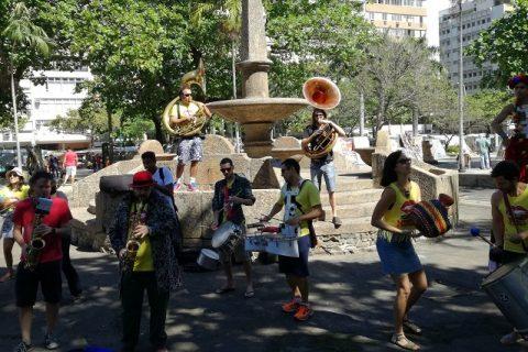 Brasile São Luís una banda per Lula foto Masà
