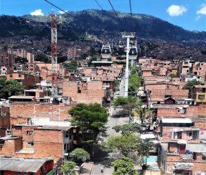 favela a Medellin