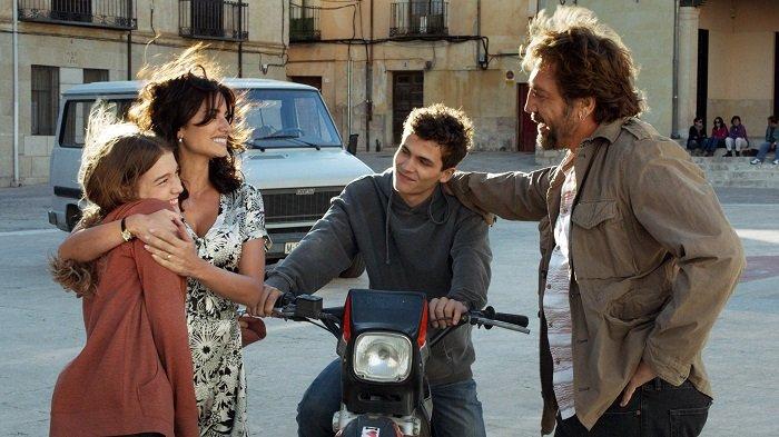 una scana del film Tutti lo sanno di Asghar Farhadi