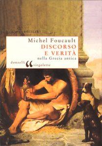 copertina del libro Discorso e verità nella Grecia antica