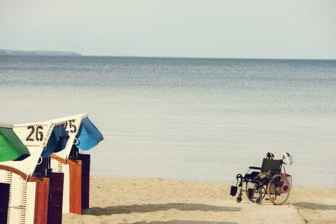 carrozzina disabilità