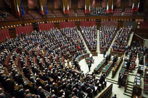 Camera dei Deputati Montecitorio