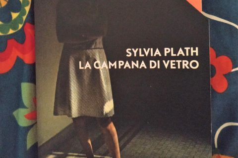 copertina Sylvia Plath La campana di vetro