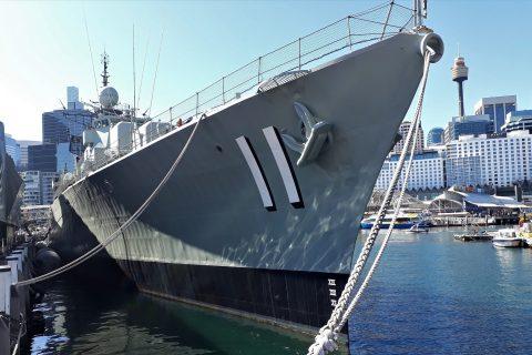australia nave da guerra